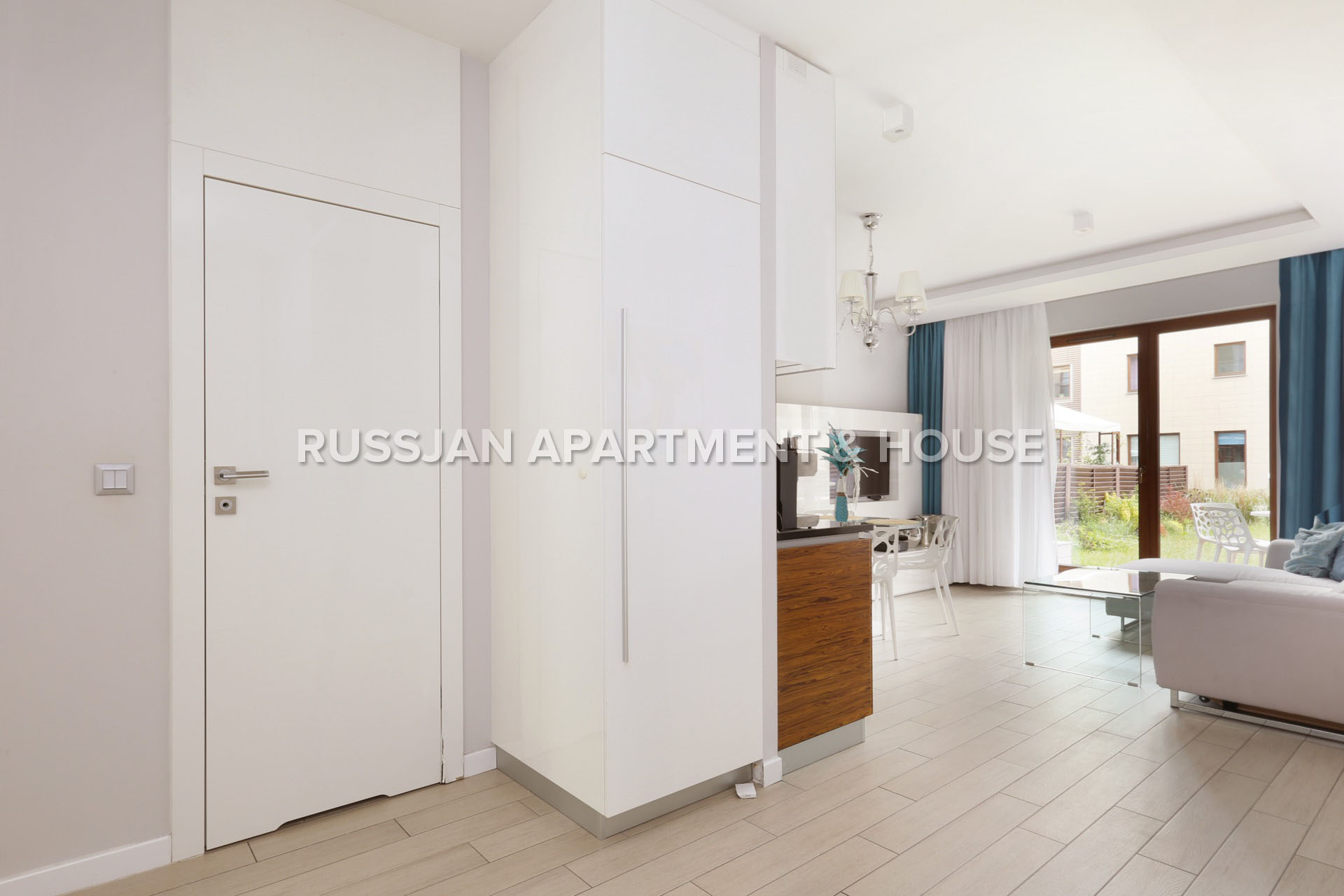 Apartment Sopot Wyścigi z tarasem parking w garażu 71,50 m2